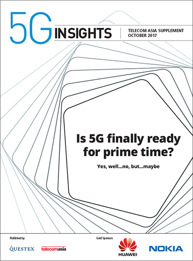Telecom Asia 5G Insights October 2017