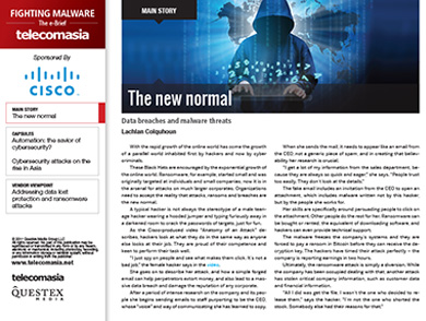 Telecom Asia e-Brief: Fighting malware