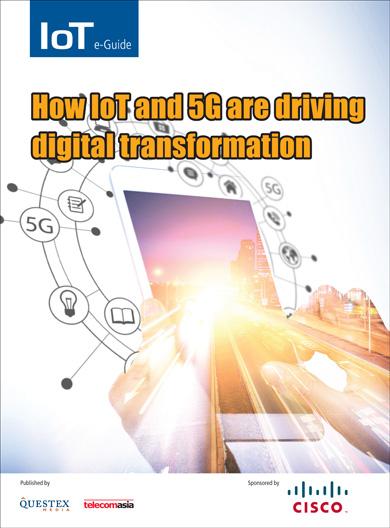 Telecom Asia IoT eGuide