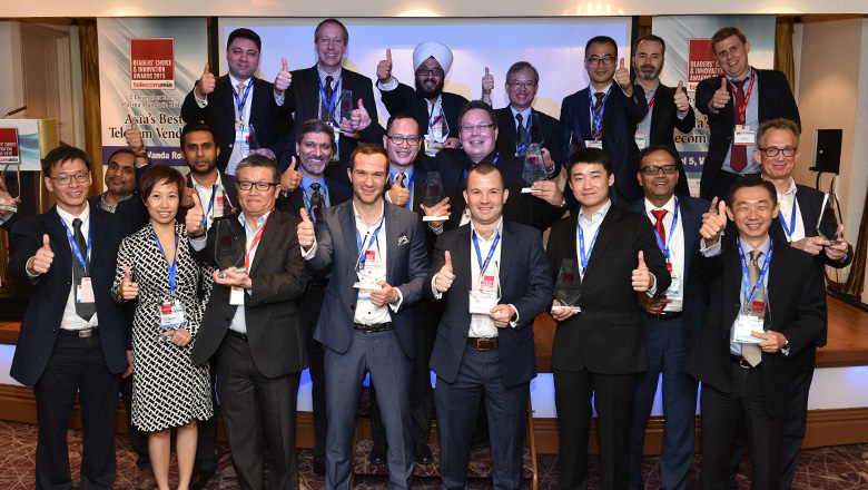 Telecom Asia 8th Annual Readers' Choice & Innovation Awards