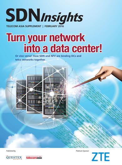 Telecom Asia SDN Insights February 2016