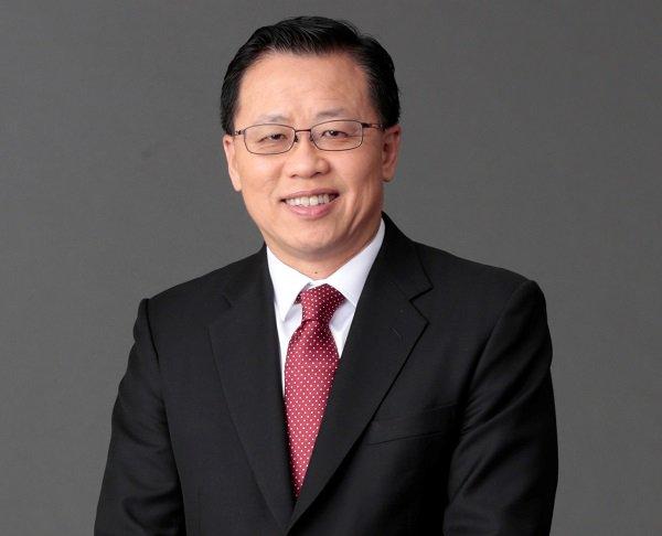 Singtel group CTO Mark Chong