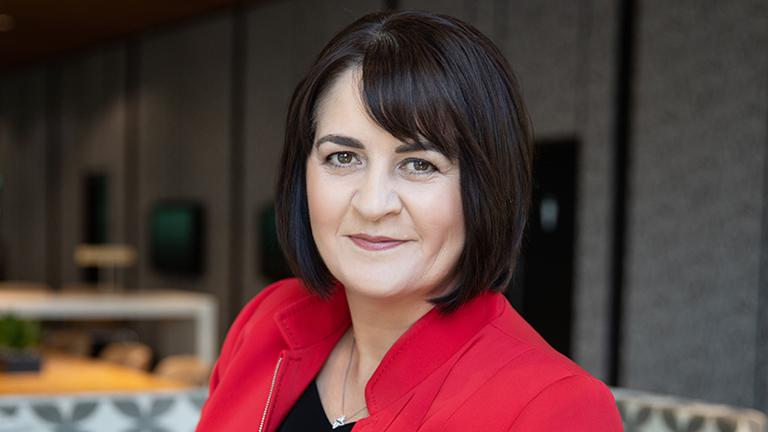 Spark CEO Jolie Hodson