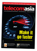 Telecom Asia February - March 2013 issue
