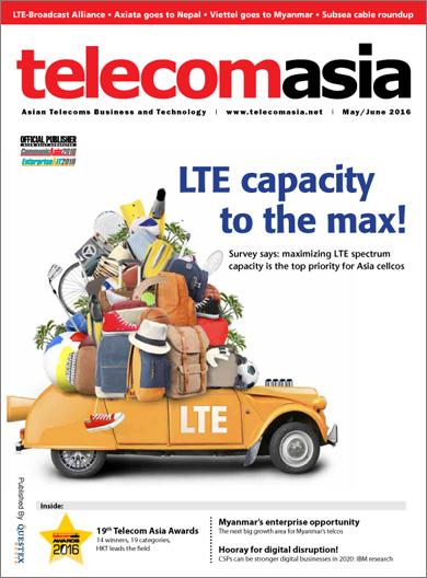 Telecom Asia May/June 2016