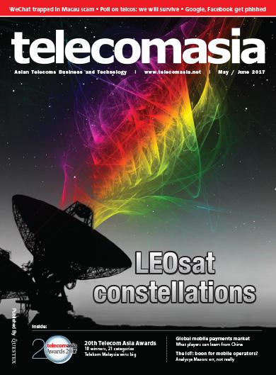 Telecom Asia - May/June 2017