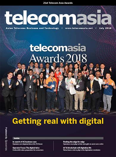 Telecom Asia July 2018 - 21st Telecom Asia Annual Awards