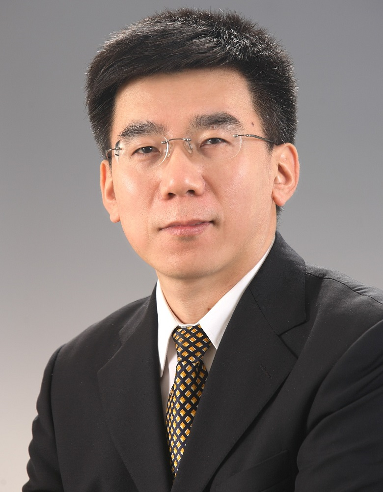 Zhao Xianming, president and chairman of ZTE