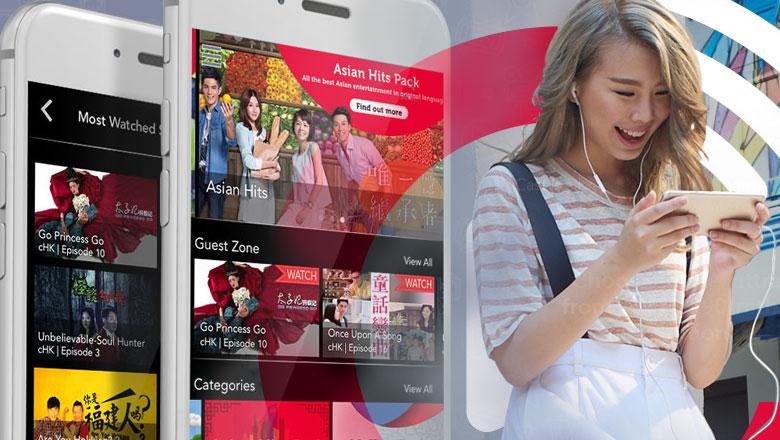 Singtel launches Singapore's first OTT video portal app
