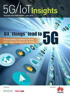 Telecom Asia 5G/IoT Insights 2015 July