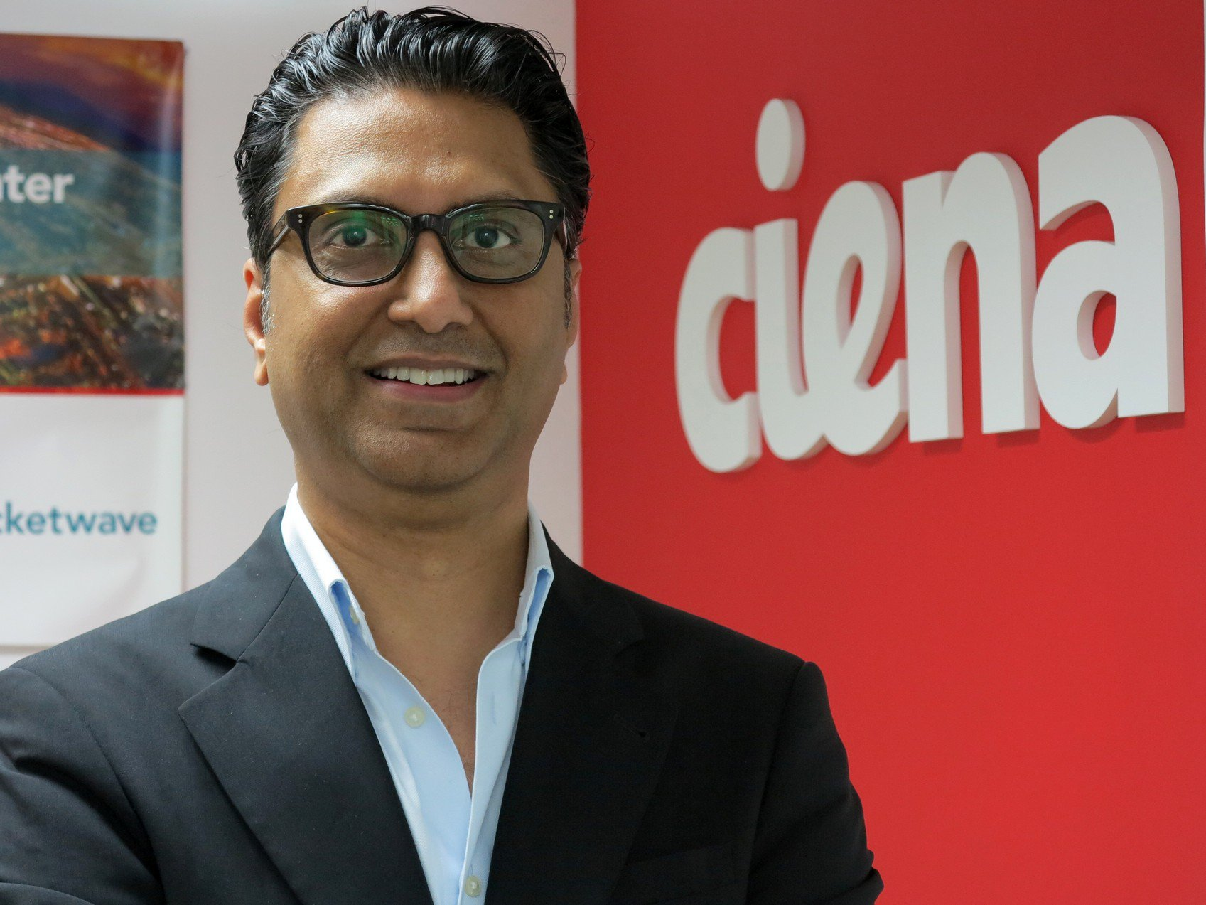 Anup Changaroth, senior director, APAC CTO Office and Strategic Business Development at Ciena