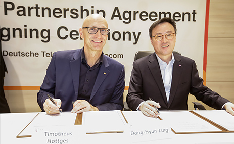 SK Telecom, Deutsche Telekom team on 5G, IoT and media platform