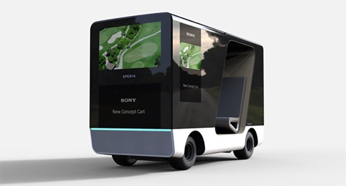 NTT Docomo teams up with Sony to conduct a joint trial involving real-time transition of HD video over 5G to Sony's experimental New Concept Cart high-tech vehicle.