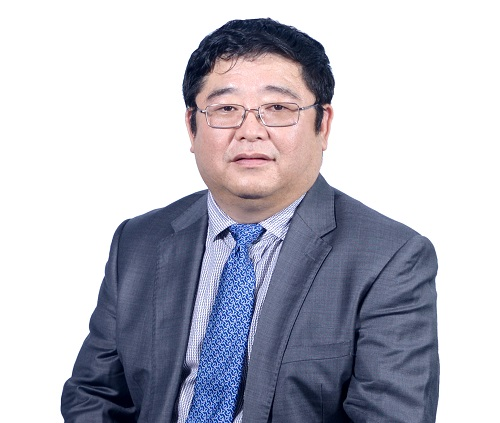 Mao Shenjiang, chief operating officer for Huawei Marine