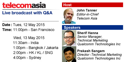 Telecom Asia Webinar