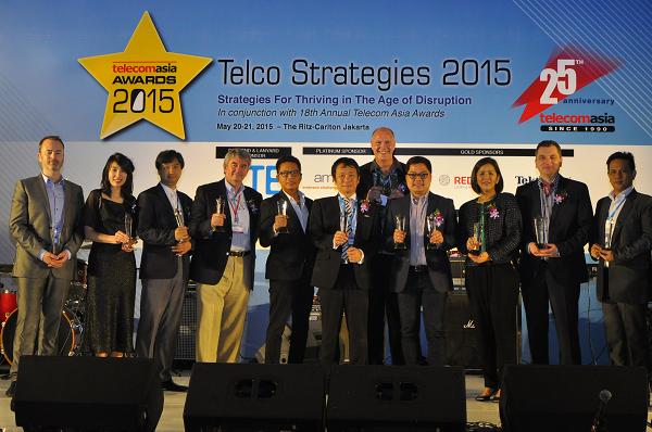 Telecom Asia Awards 2015