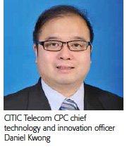 CITIC Telecom CPC CTIO Daniel Kwong