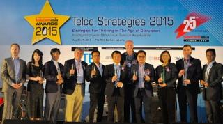 Embedded thumbnail for Telecom Asia Awards 2015 ceremony highlights