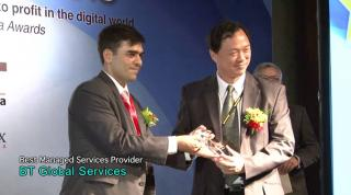 Embedded thumbnail for Telecom Asia Awards 2013 video highlights
