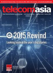 Telecom Asia Dec 2015 / January 2016