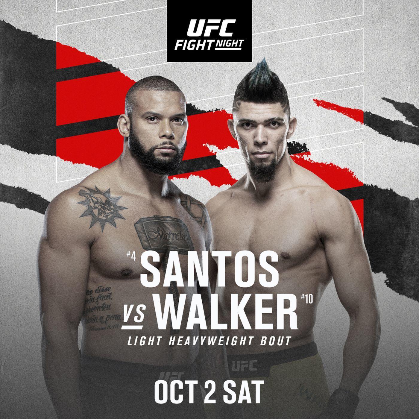 UFC Vegas 38 Salaries and Payouts