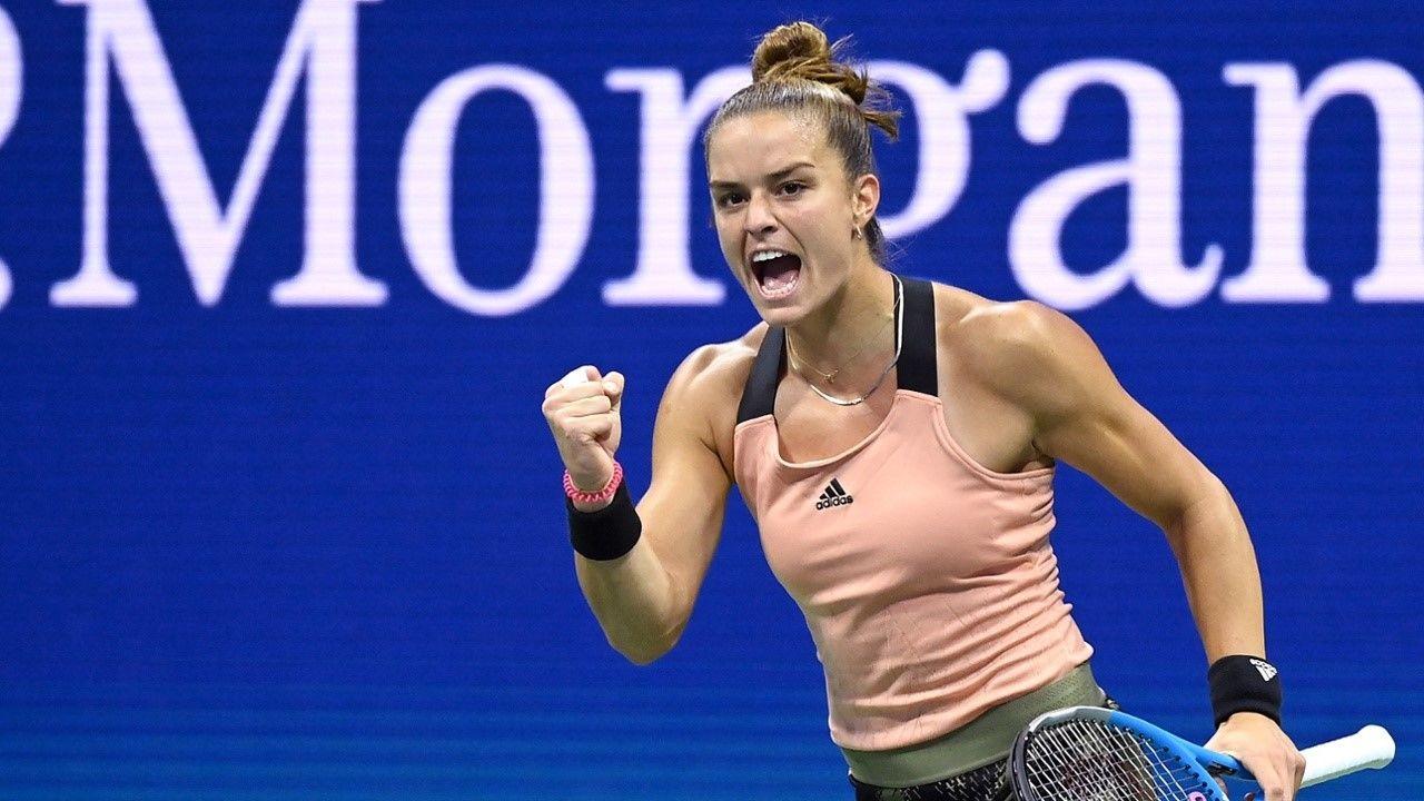 Ostrava Open: Maria Sakkari advances to Semis